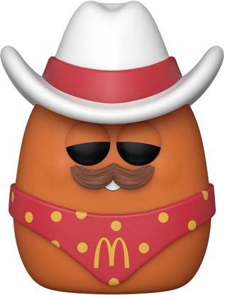 Picture of McDonald's Figura POP! Ad Icons Vinyl Cowboy McNugget 9 cm. DISPONIBLE APROX: ABRIL 2021