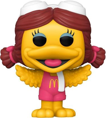 Picture of McDonald's Figura POP! Ad Icons Vinyl Birdie the Early Bird 9 cm. DISPONIBLE APROX: ABRIL 2021