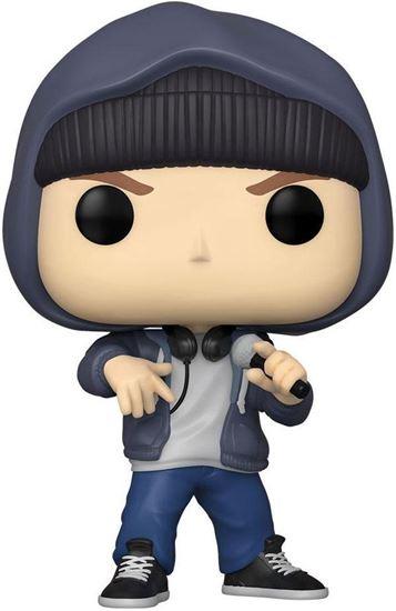 Picture of 8 Mile POP! Movies Vinyl Figura Eminem B-Rabbit 9 cm