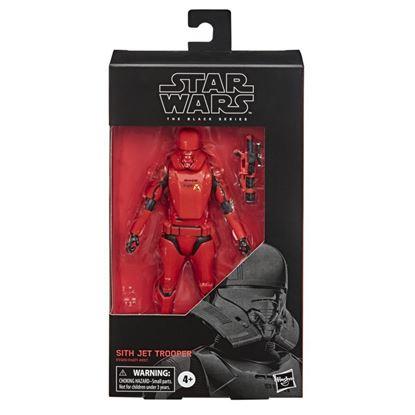 Picture of Star Wars Black Series Figuras 15 cm  Sith Jet Trooper