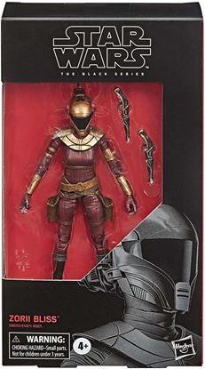 Picture of Star Wars Black Series Figuras 15 cm Zorii Bliss