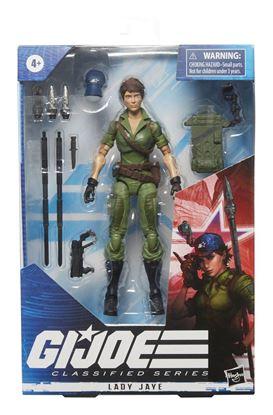 Picture of G.I. Joe Classified Series Figuras 15 cm 2021 Wave 3 LADY JAYE