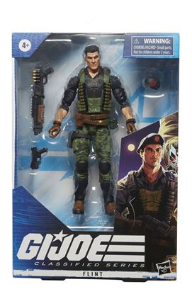 Picture of G.I. Joe Classified Series Figuras 15 cm 2021 Wave 3 FLINT