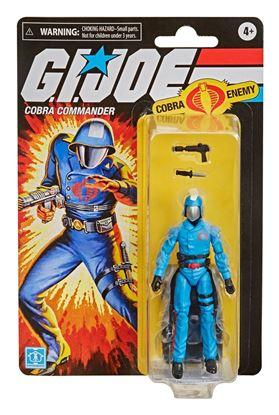 Picture of G.I. Joe Retro Collection Series Figuras 10 cm 2021 Wave 1  COBRA COMMANDER