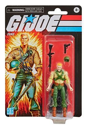 Picture of G.I. Joe Retro Collection Series Figuras 10 cm 2021 Wave 1 DUKE