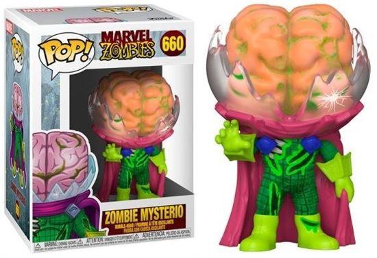 Picture of Marvel Figura POP! Vinyl Zombie Mysterio 9 cm