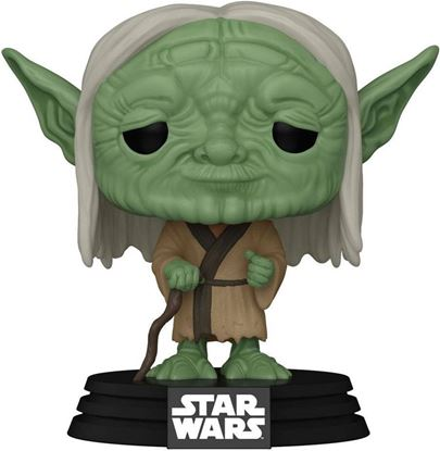 Picture of Star Wars Concept POP! Star Wars Vinyl Figura Yoda Concept Series 9 cm