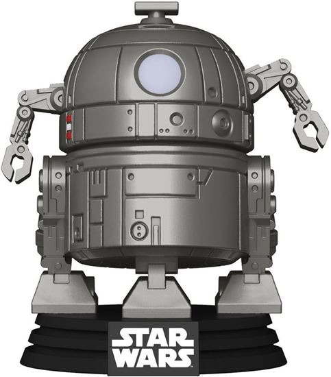 Picture of Star Wars Concept POP! Star Wars Vinyl Figura R2-D2 Concept Series 9 cm