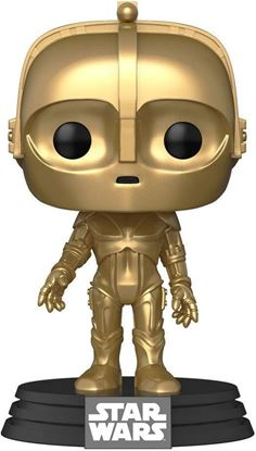Picture of Star Wars Concept POP! Star Wars Vinyl Figura C-3PO Concept Series 9 cm