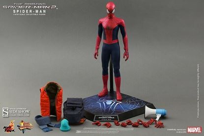 Picture of Hot Toys Amazing Spiderman 2