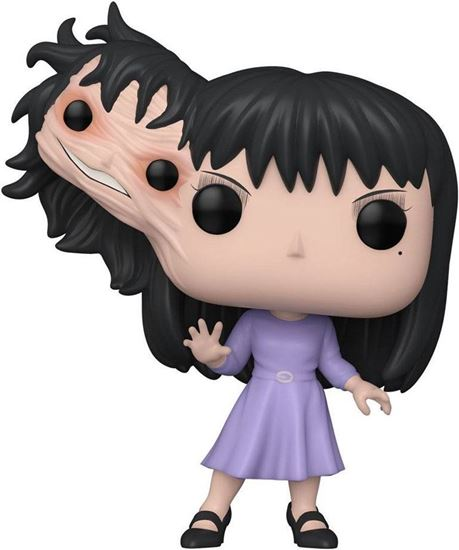 Picture of Junji Ito Figura POP! Animation Vinyl Tomie 9 cm. DISPONIBLE APROX: MAYO 2021