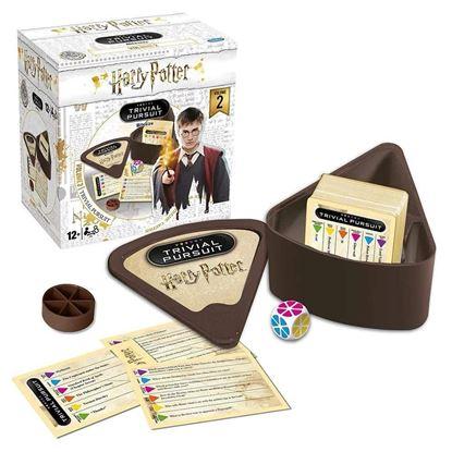 Picture of Trivial Pursuit Harry Potter Volúmen 2 - Edición en Castellano Bolsillo