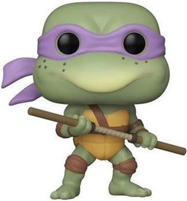 Picture of Tortugas Ninja POP! Television Vinyl Figura Donatello 9 cm