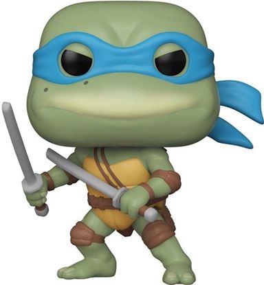 Picture of Tortugas Ninja POP! Television Vinyl Figura Leonardo 9 cm