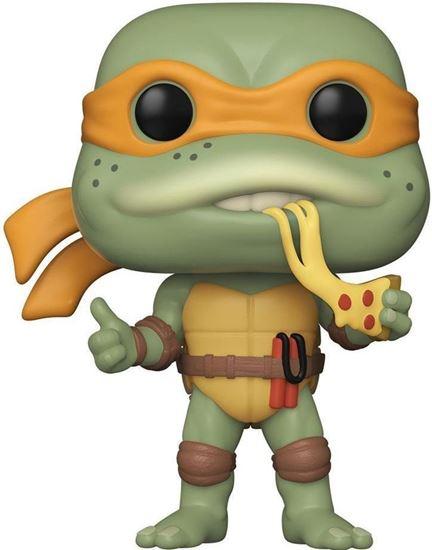 Picture of Tortugas Ninja POP! Television Vinyl Figura Michelangelo 9 cm