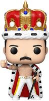Picture of Queen POP! Rocks Vinyl Figura Freddie Mercury King 9 cm