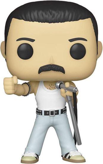 Picture of Queen POP! Rocks Vinyl Figura Freddie Mercury Radio Gaga 9 cm