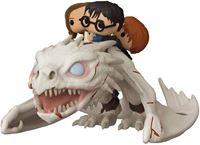 Picture of Harry Potter POP! Rides Vinyl Figura Dragón Gringotts & Harry, Ron, & Hermione 15 cm