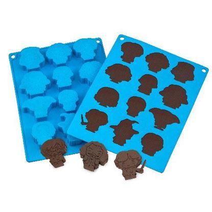 Picture of Molde de chocolate y hielos kawaii - Harry Potter
