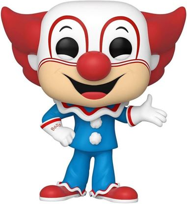 Picture of Bozo the Clown POP! Icons Vinyl Figura Bozo the Clown 9 cm. DISPONIBLE APROX: JUNIO 2021