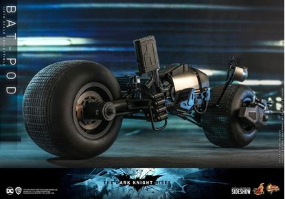 Picture of Batman The Dark Knight Rises Vehículo Movie Masterpiece 1/6 Bat-Pod 59 cm