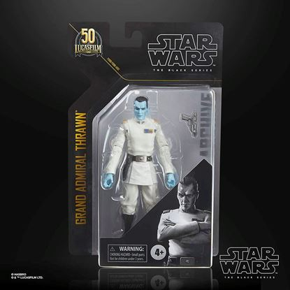 Picture of STAR WARS GREATEST HITS BLACK SERIES FIGURA 15 CM ADMIRAL THRAWN