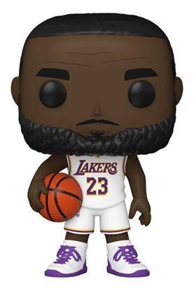 Picture of NBA POP! Sports Vinyl Figura LeBron James (LA Lakers) 9 cm