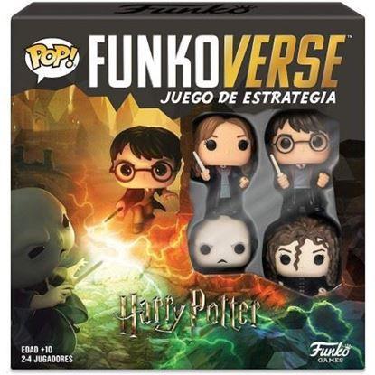 Picture of Harry Potter Funkoverse Juego de Mesa Pack Base (Edición Inglés)