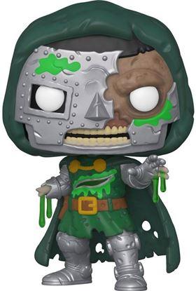 Picture of Marvel Figura POP! Vinyl Zombie Dr. Doom 9 cm. DISPONIBLE APROX. JUNIO 2021