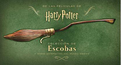 Picture of La Colección de Escobas - Harry Potter