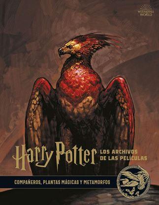 Picture of Los Archivos de las Películas 5: Compañeros, Plantas Mágicas y Metamorfos - Harry Potter