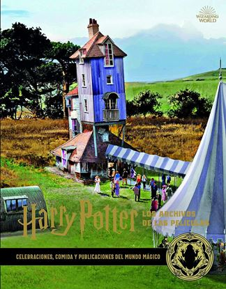 Picture of Los Archivos de las Películas 12: Celebraciones, Comida y Publicaciones del Mundo Mágico - Harry Potter