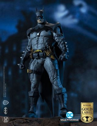 Picture of DC Multiverse Figura Batman Designed by Todd McFarlane Gold Label Collection 18 cm