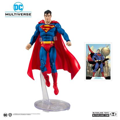 Picture of DC Rebirth Figura Superman (Modern) Action Comics #1000 18 cm