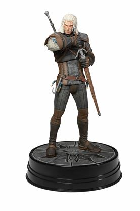 Picture of Witcher 3 Wild Hunt Estatua PVC Heart of Stone Geralt Deluxe 24 cm
