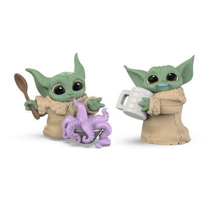Picture of Star Wars Mandalorian Bounty Collection Pack de 2 Figuras The Child Tentacle Soup & Milk Mustache