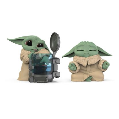 Picture of Star Wars Mandalorian Bounty Collection Pack de 2 Figuras The Child Curious Child & Meditation