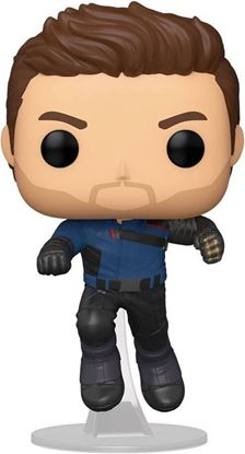 Picture of The Falcon and the Winter Soldier POP! Marvel Vinyl Figura Winter Soldier 9 cm