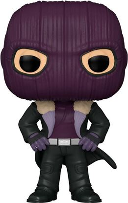 Picture of The Falcon and the Winter Soldier POP! Marvel Vinyl Figura Baron Zemo 9 cm