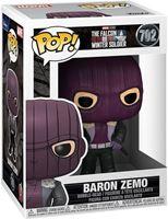 Picture of The Falcon and the Winter Soldier POP! Marvel Vinyl Figura Baron Zemo 9 cm