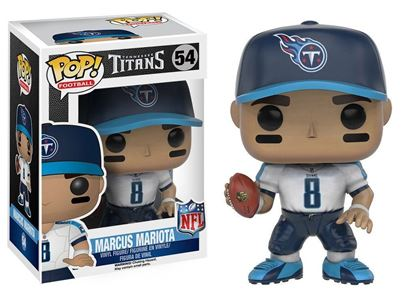 Picture of NFL POP! Football Vinyl Figura Marcus Mariota (Tennessee Titans) 9 cm