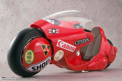 Picture of Akira Vehículo Soul of Popinica Project BM! Kaneda's Bike Revival Ver. 50 cm  RESERVA