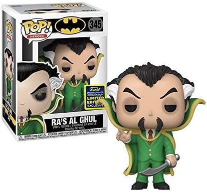 Picture of POP! DC Comics - Ra's al Ghul San Diego Comic Con 2020