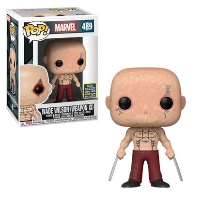 Picture of POP! Marvel - Wade Wilson San Diego Comic Con 2020