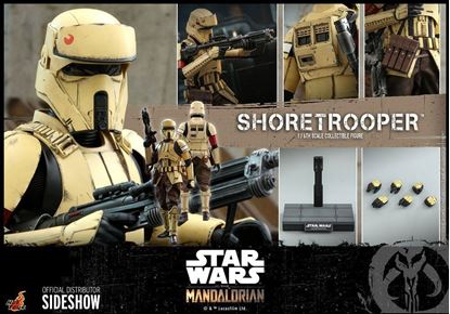 Picture of Star Wars The Mandalorian Figura 1/6 Shoretrooper 30 cm RESERVA