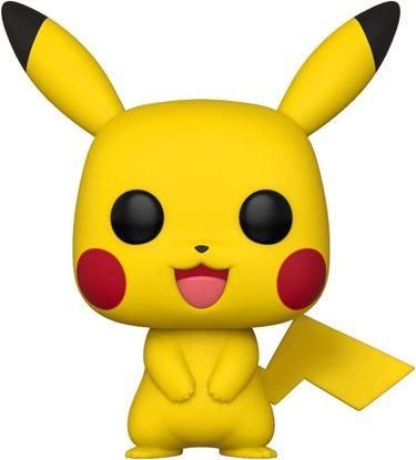 Picture of Pokemon POP! Games Vinyl Figura Pikachu 9 cm