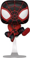 Picture of Marvel's Spider-Man POP! Games Vinyl Figura Miles Morales Bodega Cat Suit 9 cm