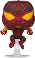 Picture of Marvel's Spider-Man POP! Games Vinyl Figura Miles Morales Strike Suit 9 cm