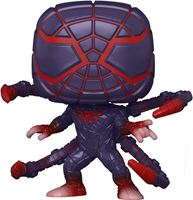 Picture of Marvel's Spider-Man POP! Games Vinyl Figura Miles Morales Programmable Matter Suit  9 cm