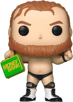 Picture of WWE POP! Vinyl Figura Otis (Money in the Bank) 9 cm. DISPONIBLE APROX: JUNIO 2021